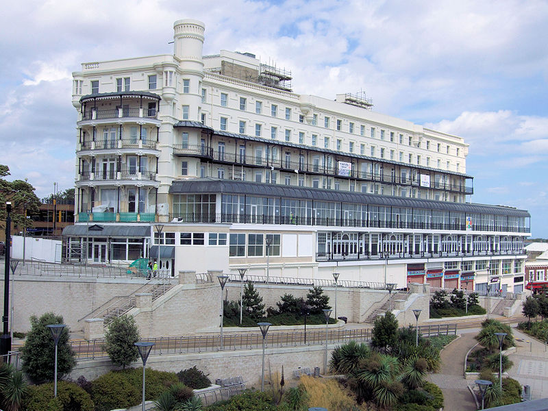 Stay at The new Palace Hotel or book alternative accommodation in Southend-on-Sea - click here